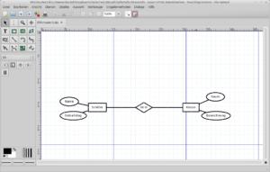 ER-Diagramm